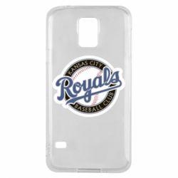 Чохол для Samsung S5 Kansas City Royals