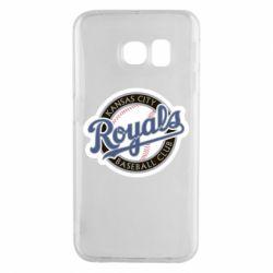 Чохол для Samsung S6 EDGE Kansas City Royals