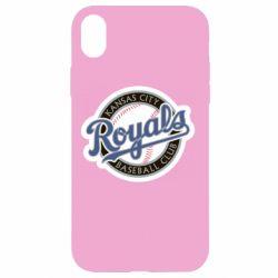 Чохол для iPhone XR Kansas City Royals