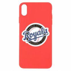 Чохол для iPhone Xs Max Kansas City Royals