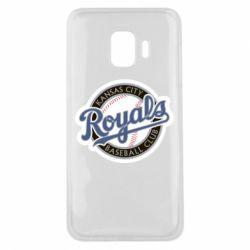 Чохол для Samsung J2 Core Kansas City Royals
