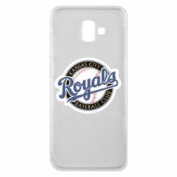 Чохол для Samsung J6 Plus 2018 Kansas City Royals
