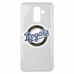 Чохол для Samsung J8 2018 Kansas City Royals