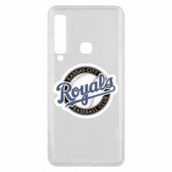 Чохол для Samsung A9 2018 Kansas City Royals