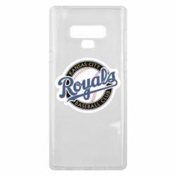 Чохол для Samsung Note 9 Kansas City Royals