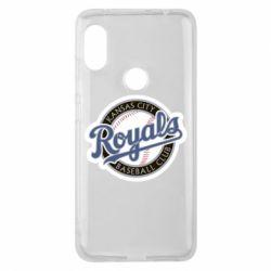Чохол для Xiaomi Redmi Note Pro 6 Kansas City Royals