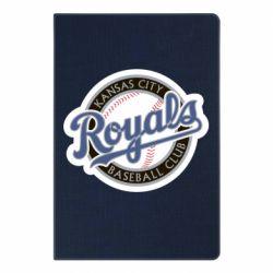 Блокнот А5 Kansas City Royals