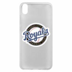 Чохол для Xiaomi Redmi 7A Kansas City Royals
