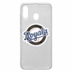 Чохол для Samsung A20 Kansas City Royals