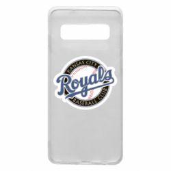 Чохол для Samsung S10 Kansas City Royals