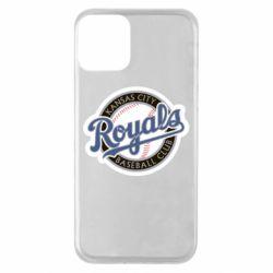 Чохол для iPhone 11 Kansas City Royals