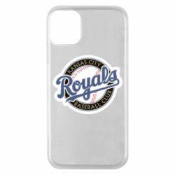 Чохол для iPhone 11 Pro Kansas City Royals