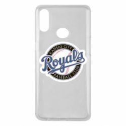 Чохол для Samsung A10s Kansas City Royals