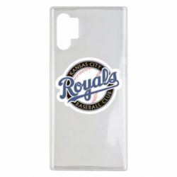 Чохол для Samsung Note 10 Plus Kansas City Royals