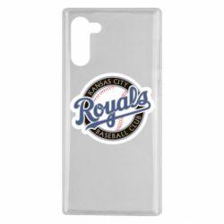 Чохол для Samsung Note 10 Kansas City Royals