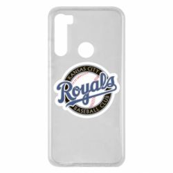 Чохол для Xiaomi Redmi Note 8 Kansas City Royals