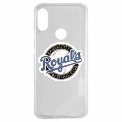 Чохол для Xiaomi Redmi Note 7 Kansas City Royals
