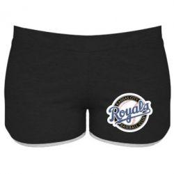 Женские шорты Kansas City Royals - FatLine