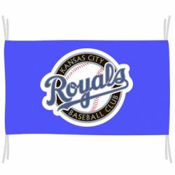 Прапор Kansas City Royals
