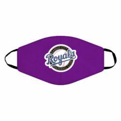 Маска для обличчя Kansas City Royals