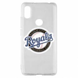 Чохол для Xiaomi Redmi S2 Kansas City Royals