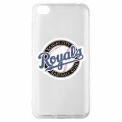 Чохол для Xiaomi Redmi Go Kansas City Royals