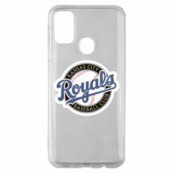 Чохол для Samsung M30s Kansas City Royals