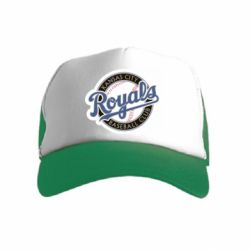 Дитяча кепка-тракер Kansas City Royals