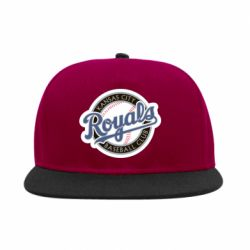 Снепбек Kansas City Royals - FatLine