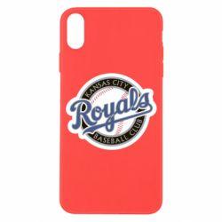 Чохол для iPhone X/Xs Kansas City Royals