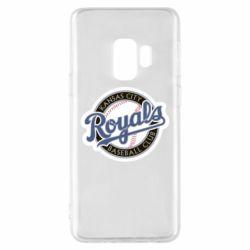 Чохол для Samsung S9 Kansas City Royals