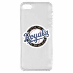 Чохол для iphone 5/5S/SE Kansas City Royals