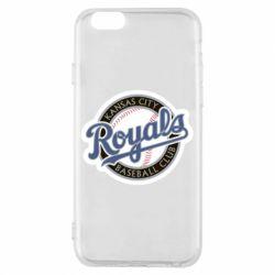 Чохол для iPhone 6/6S Kansas City Royals