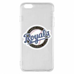 Чохол для iPhone 6 Plus/6S Plus Kansas City Royals