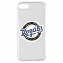 Чохол для iPhone 7 Kansas City Royals