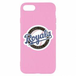 Чохол для iPhone 8 Kansas City Royals