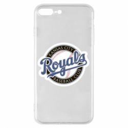 Чохол для iPhone 8 Plus Kansas City Royals