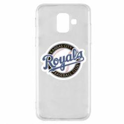Чохол для Samsung A6 2018 Kansas City Royals