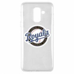 Чохол для Samsung A6+ 2018 Kansas City Royals