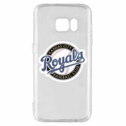 Чохол для Samsung S7 Kansas City Royals