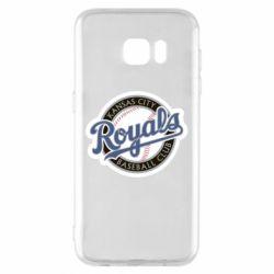 Чохол для Samsung S7 EDGE Kansas City Royals