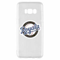 Чохол для Samsung S8 Kansas City Royals