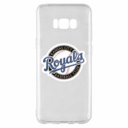 Чохол для Samsung S8+ Kansas City Royals