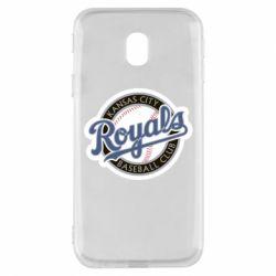 Чохол для Samsung J3 2017 Kansas City Royals