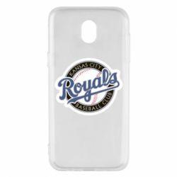Чохол для Samsung J5 2017 Kansas City Royals