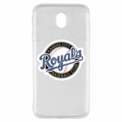 Чохол для Samsung J7 2017 Kansas City Royals
