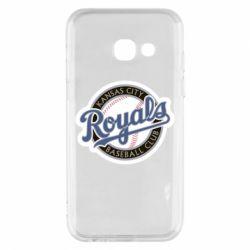 Чохол для Samsung A3 2017 Kansas City Royals