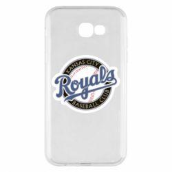 Чохол для Samsung A7 2017 Kansas City Royals
