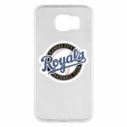 Чохол для Samsung S6 Kansas City Royals