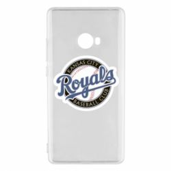 Чохол для Xiaomi Mi Note 2 Kansas City Royals